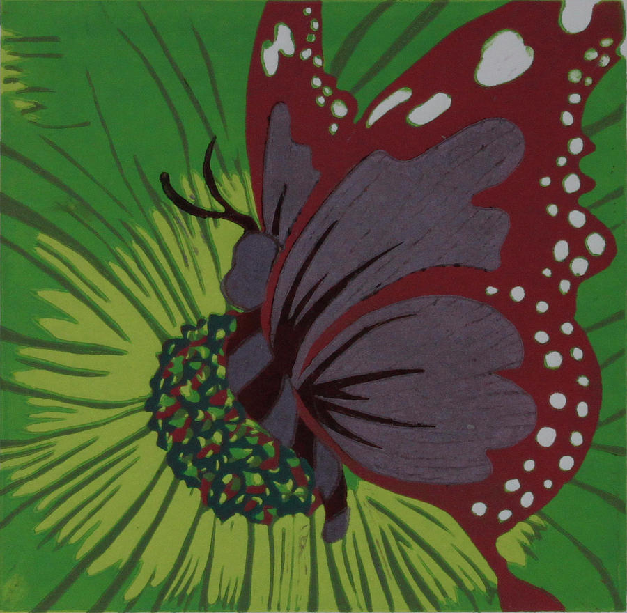 Butterfly Mixed Media - Butterfly 3 by Zhimin Zhai