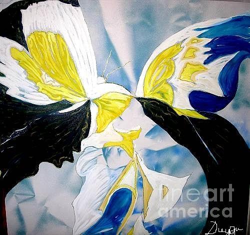 Butterfly by Duygu Kivanc