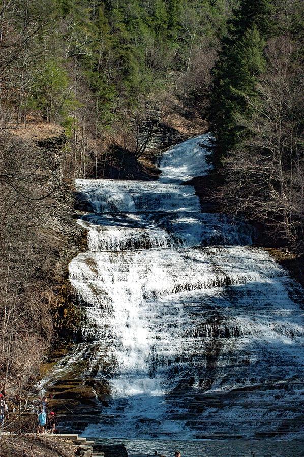 Buttermilk Falls Photograph - Buttermilk by Joseph Yarbrough