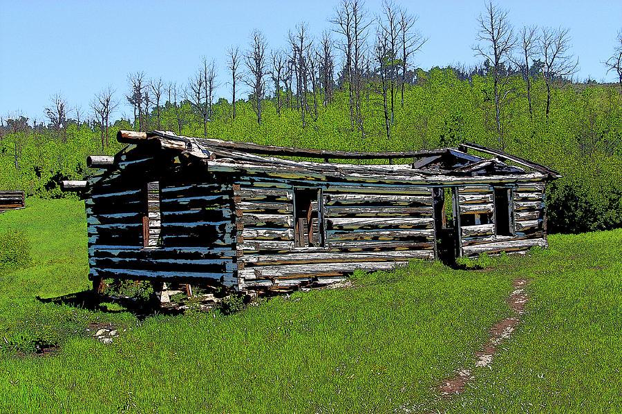 Cabin by Rick Thiemke