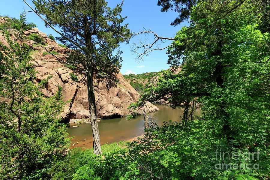 Cache Creek Photograph