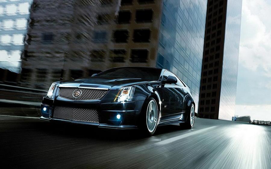 Cadillac Digital Art - Cadillac by Dorothy Binder