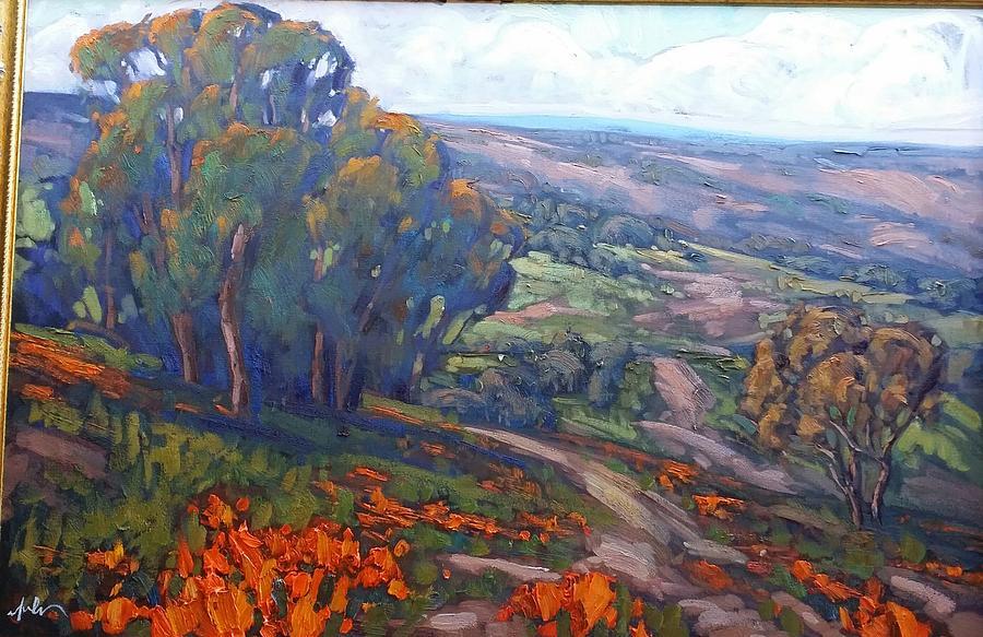 Plein Air Painting - California by Kevin Yuen