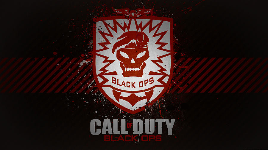Station Digital Art - Call Of Duty Black Ops by Dorothy Binder