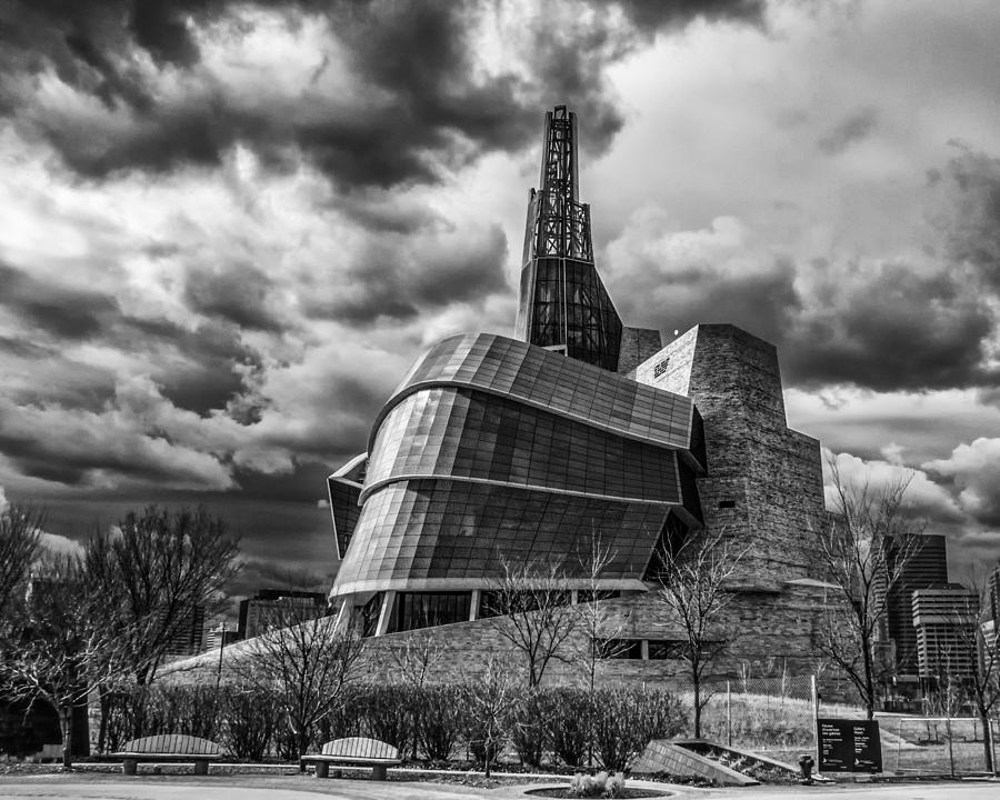 Canadian Museum For Human Rights Photograph
