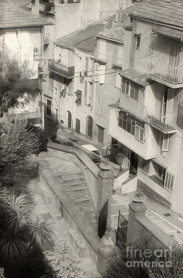 Cannes Photograph - Cannes by Andrea Simon