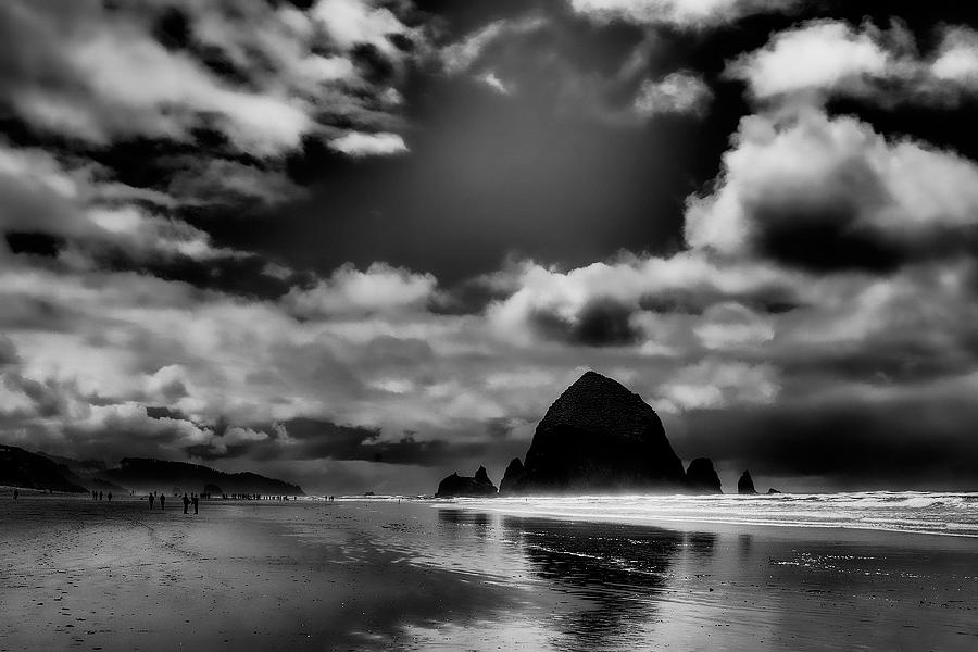 Cannon Beach Photograph - Cannon Beach by David Patterson