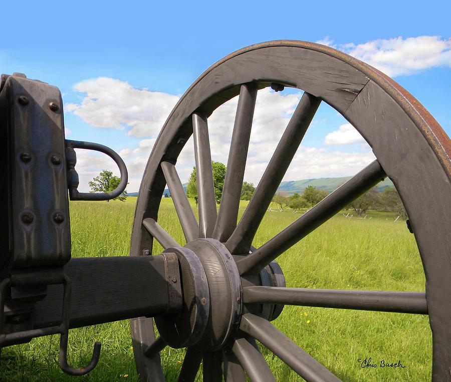 Canon Wheel by Chris Busch