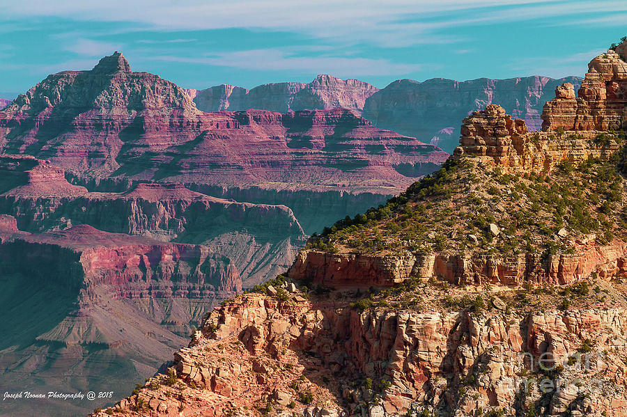 Canyon Grandeur by Joseph Noonan