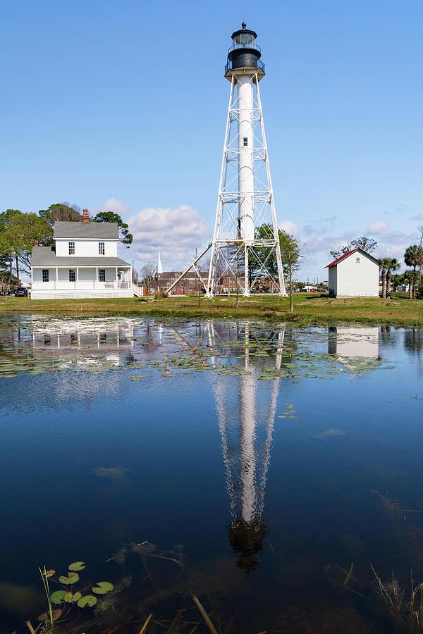Cape San Blas Lighthouse, Port St. Joe, Florida by Dawna Moore Photography