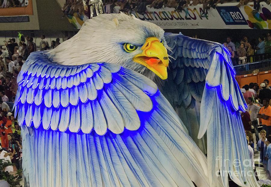 Carnival Photograph - Carnival Rio De Janeiro 34 by Bob Christopher