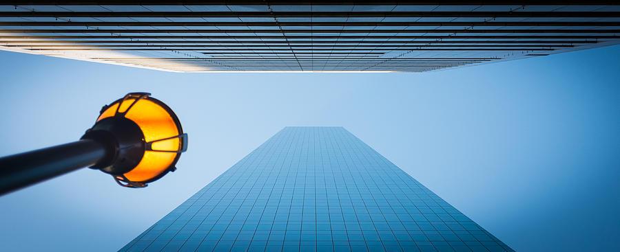 Philadelphia Photograph - Center City by Robert Davis