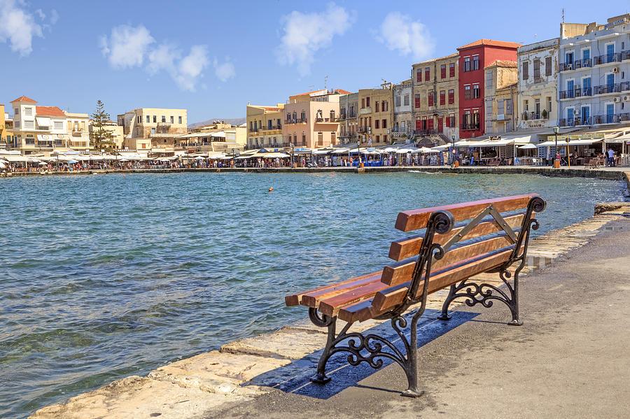 Chania Crete Photograph By Joana Kruse