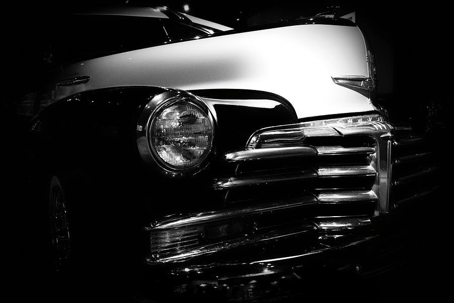 Chevy Noir by Mark David Gerson