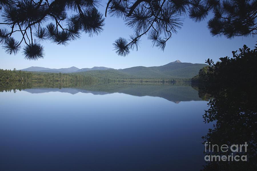 New Hampshire Photograph - Chocorua Lake - Tamworth New Hampshire by Erin Paul Donovan