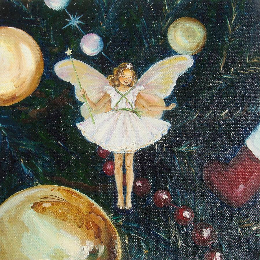 Christmas Angel by Yuko