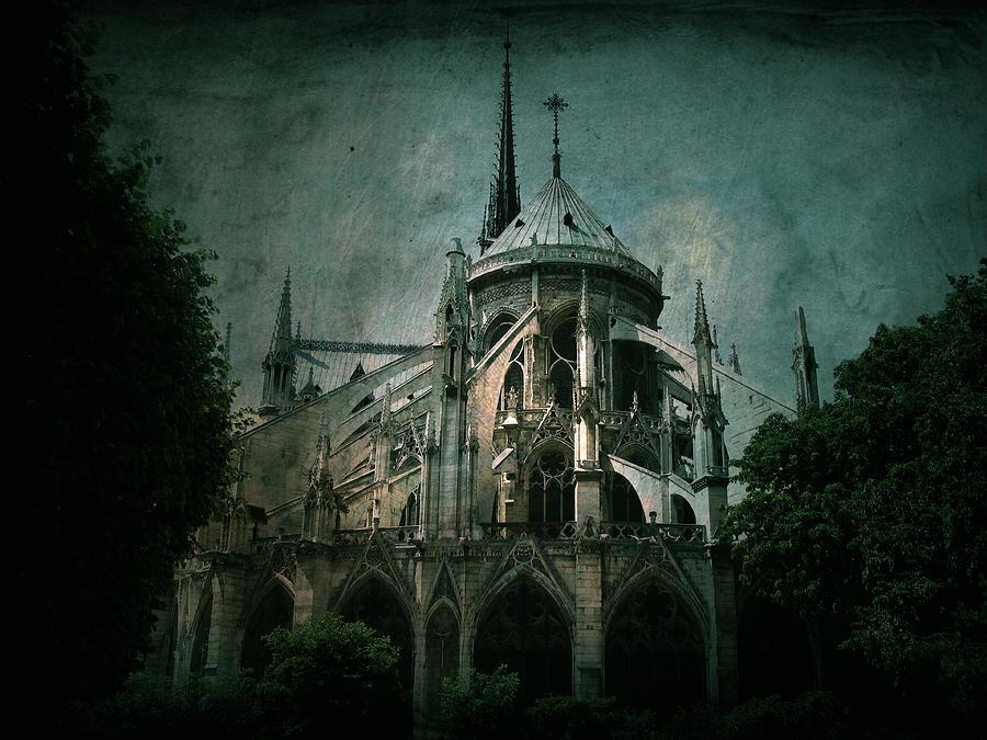 Architecture Photograph - Citadel by Andrew Paranavitana