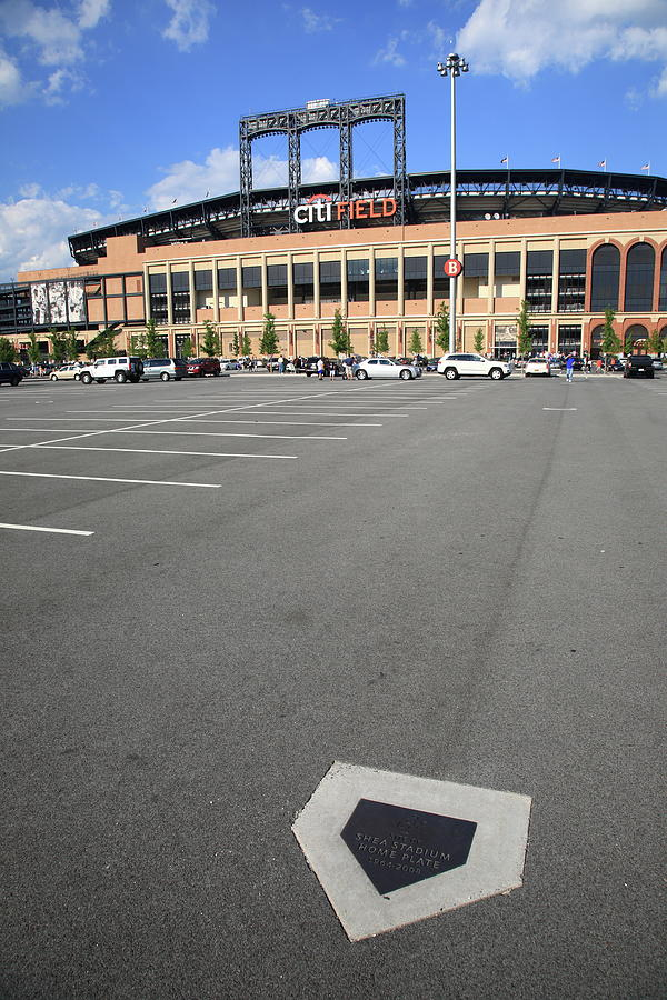 Arena Photograph - Citi Field - New York Mets by Frank Romeo