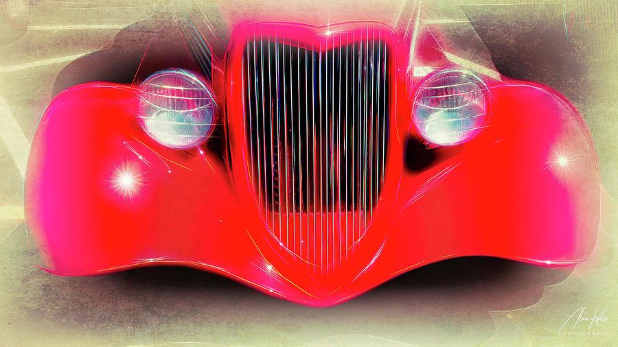 Classic Car 8 Photograph