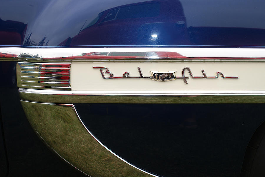 Classic Car No. 8 Photograph by Kyle Wilen