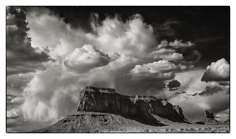 Arizona Photograph - Cloud Burst by Robert Fawcett