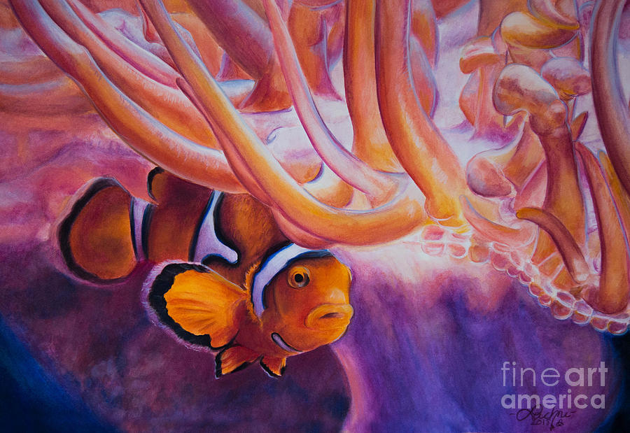 Clownfish by Lachri