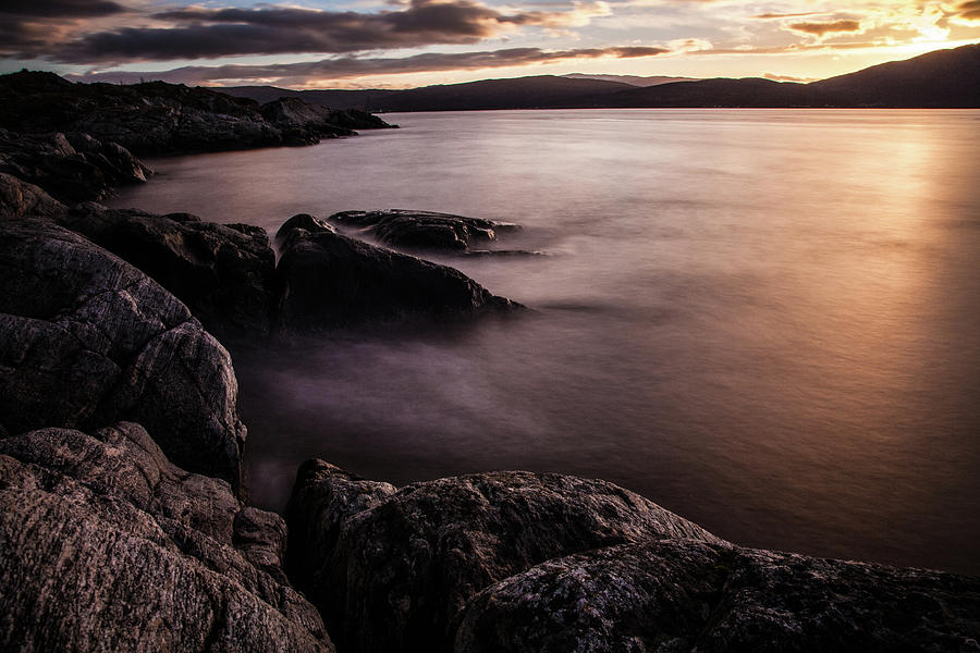 Norway Photograph - Coast Of Norway by Sebastian Worm