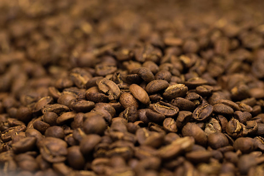 Coffee Photograph - Coffee by Keith May