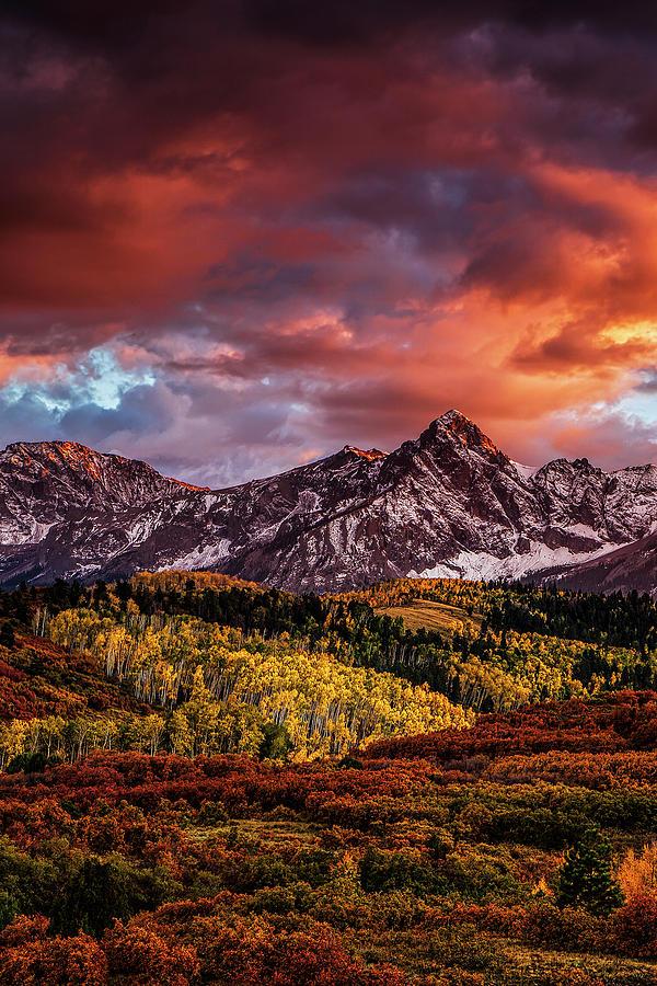 Colorado Autumn Photograph
