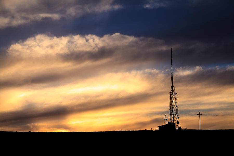 Colorado Photograph - Colorado Sunset by Jonathan Gewirtz
