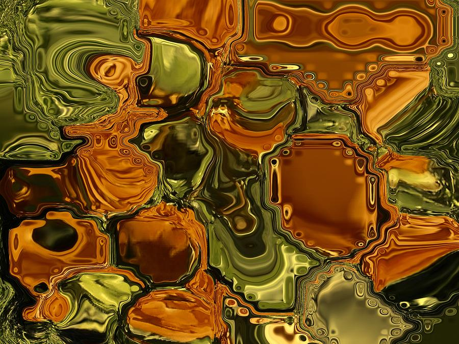 Metal Photograph - Copper Can by Patricia A Williams