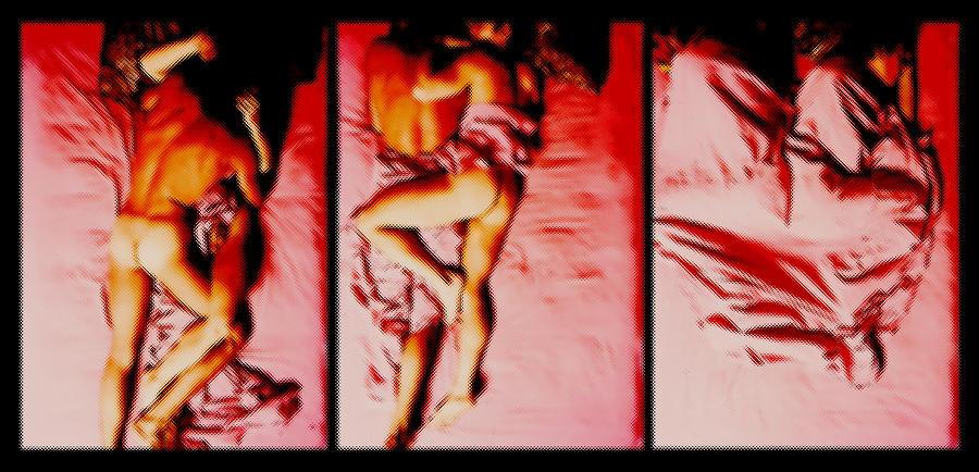 Sleep Digital Art - Couple 127 by Spagna - Bonfilio