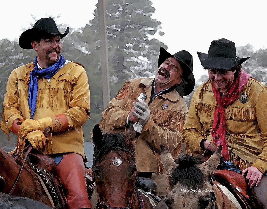 Cowboy Humor by Matalyn Gardner