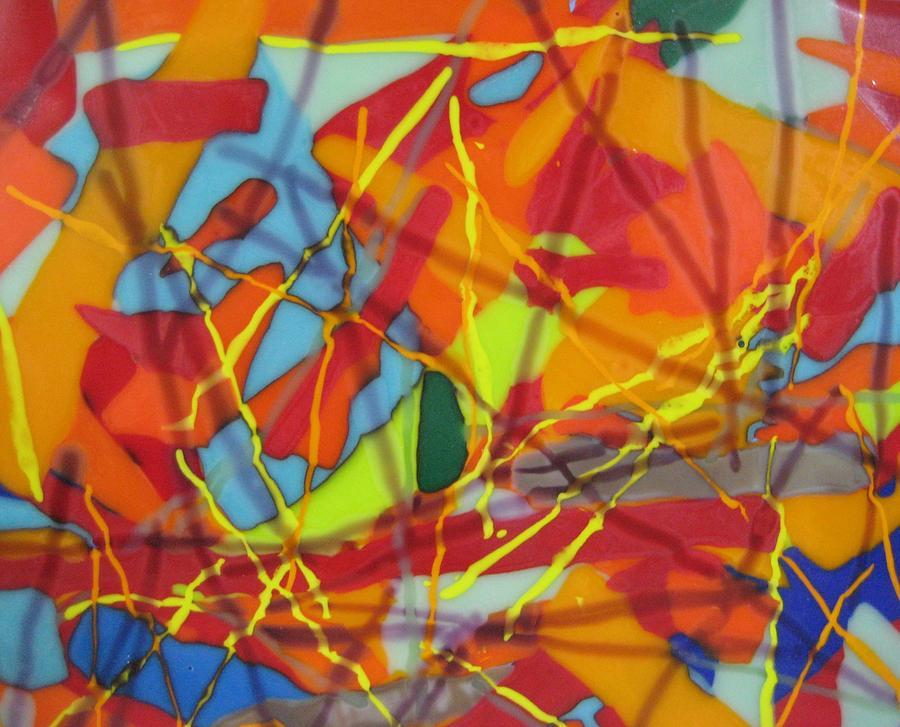 Crayola Sculpture - Crayola No.2 by Mark Lubich