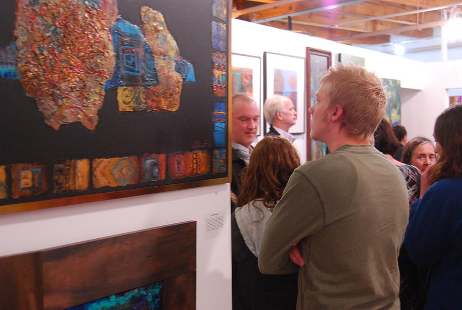 Creative Abstracts Photograph by November Reception