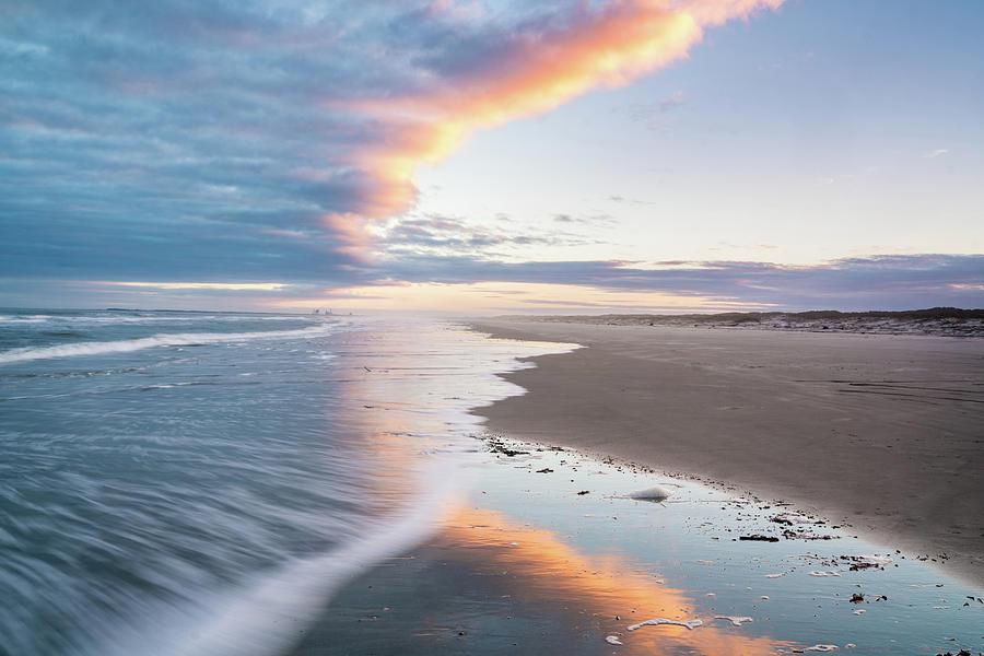 Cumberland Sunset, Cumberland Island, Georgia by Dawna Moore Photography