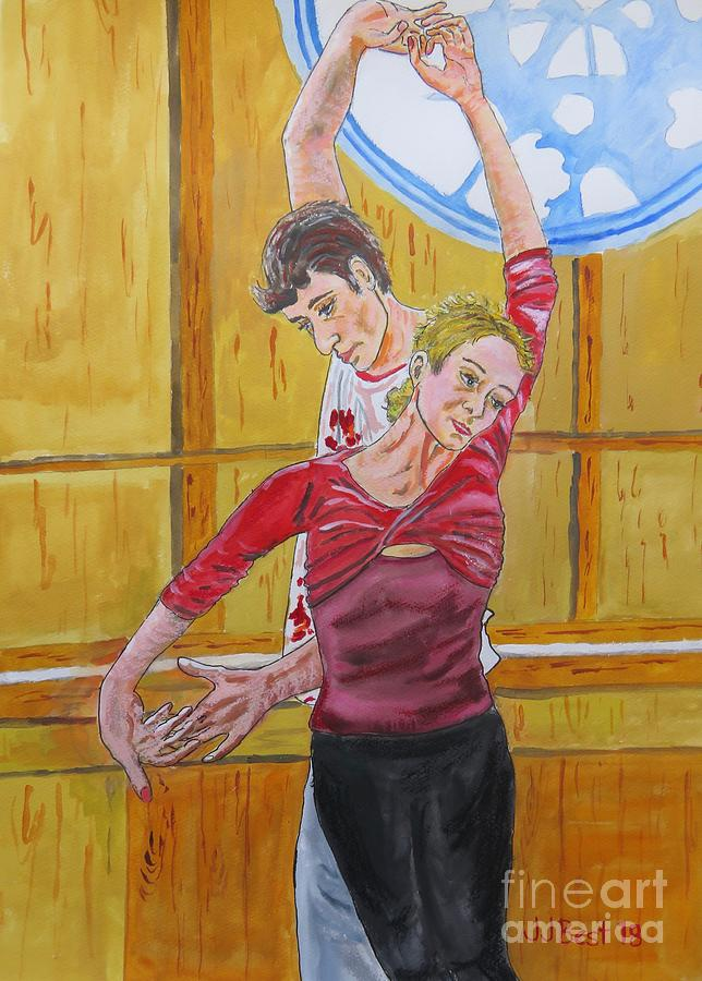 Dancers by Janice Best
