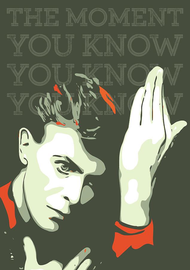 David Bowie Digital Art