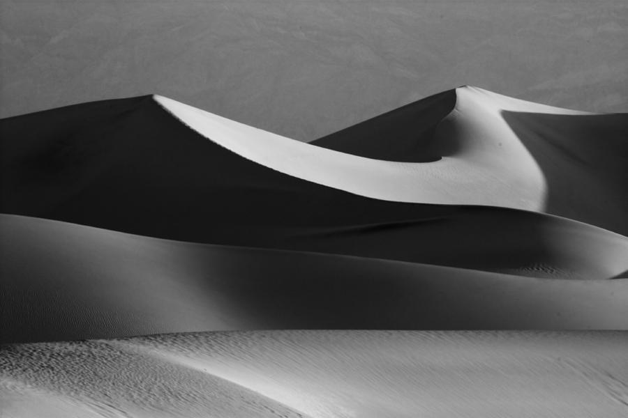 Death Valley Photograph - Death Valley Dunes  by Matt  Trimble