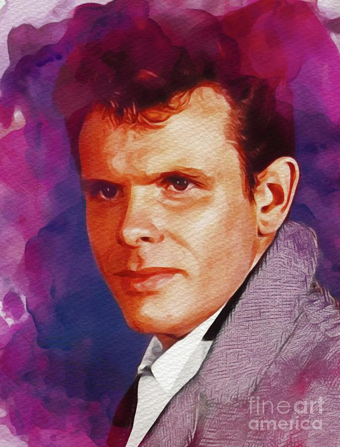 Del Shannon, Music Legend Painting