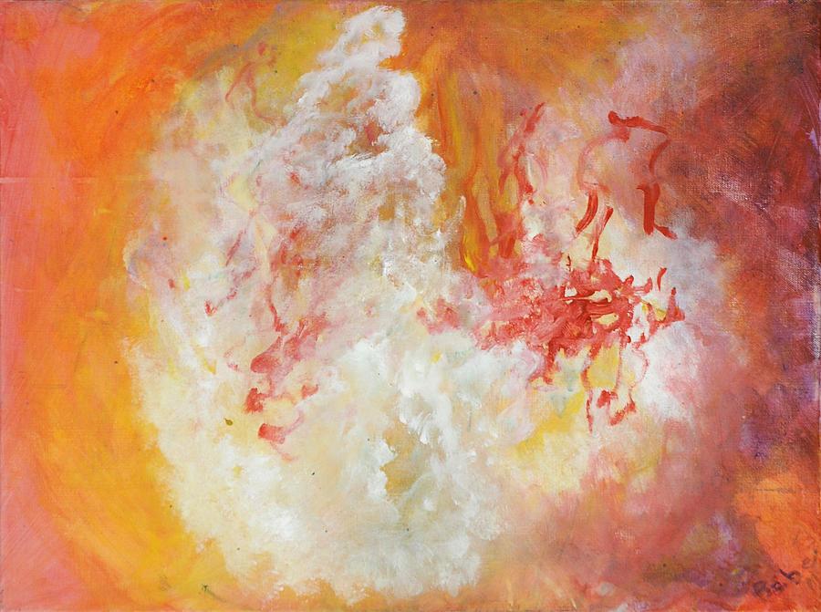 Dervish Painting - Dervish by Bebe Brookman