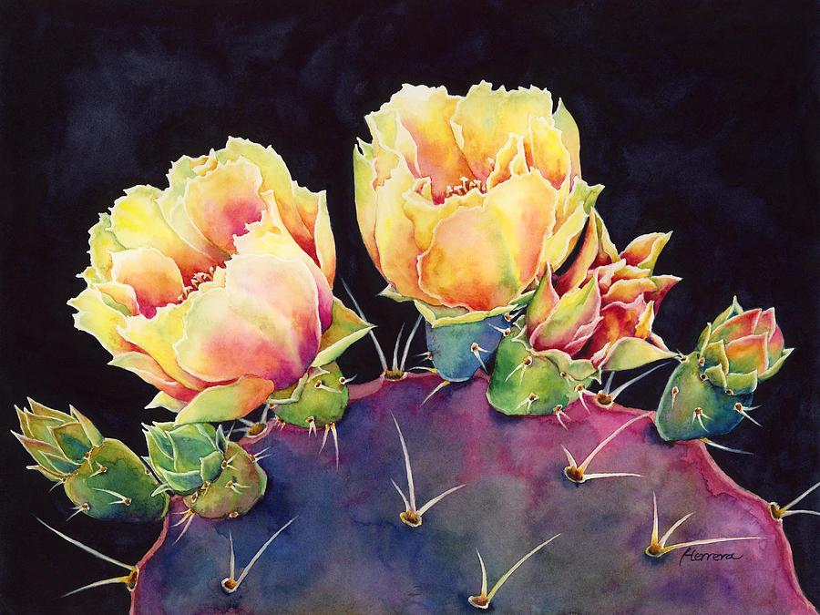 Desert Bloom 2 Painting
