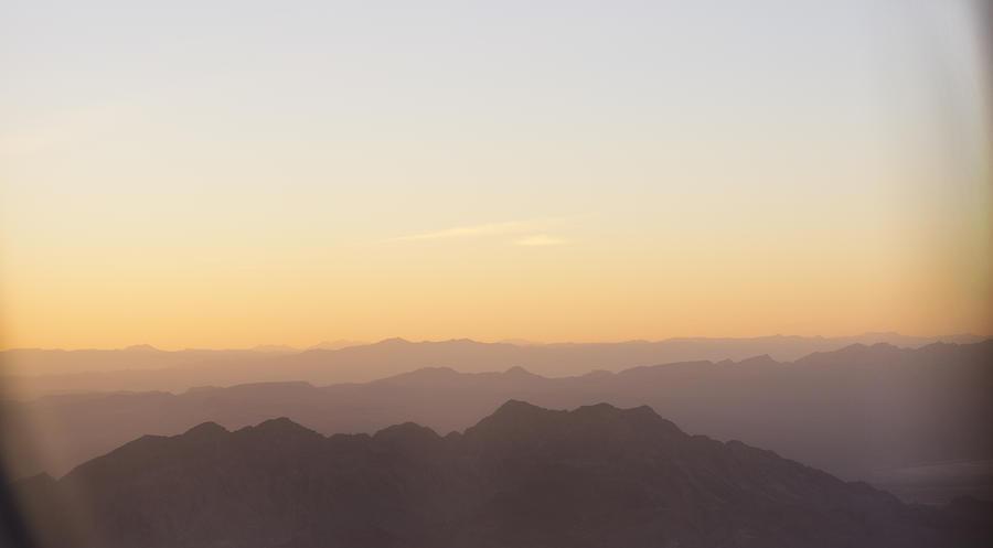 Sunrise Photograph - Desert Sun by Emily Smith