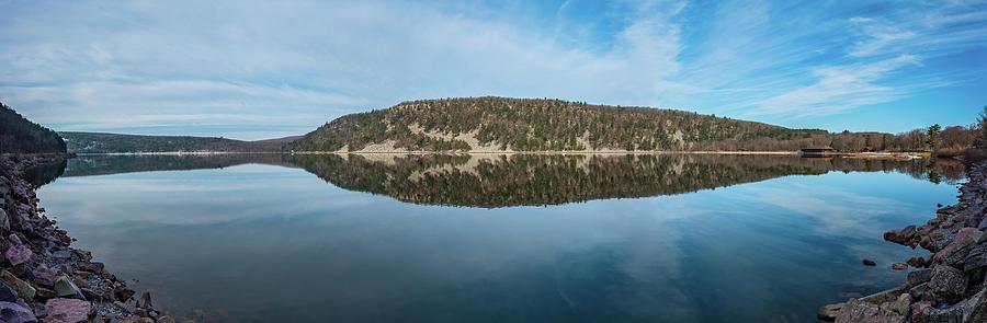 Devils Lake by Brad Bellisle