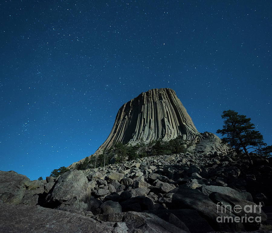 Adventure Photograph - Devils Tower by Juli Scalzi