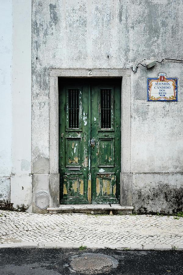 Door No 2 Photograph