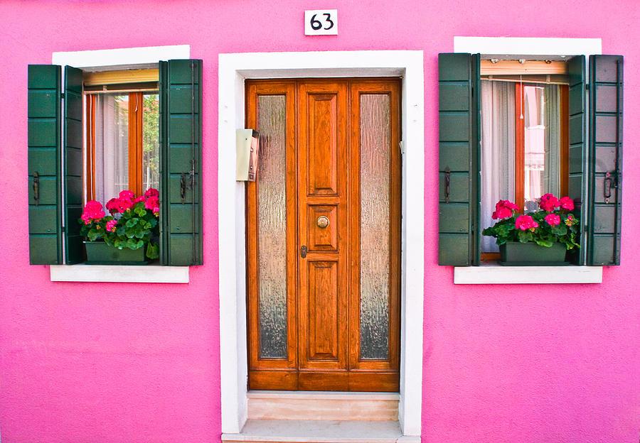 Italy Photograph - Doors And Windows Burano Italy By Carl Jackson & Jackson Doors Ernakulam \u0026 Wooden Door Pezcame.Com