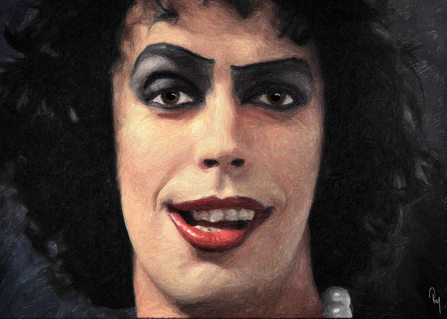 Who is tim curry dating 9