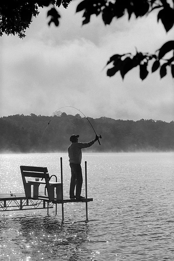 Fish Photograph - Dream Big by Bruce Thompson