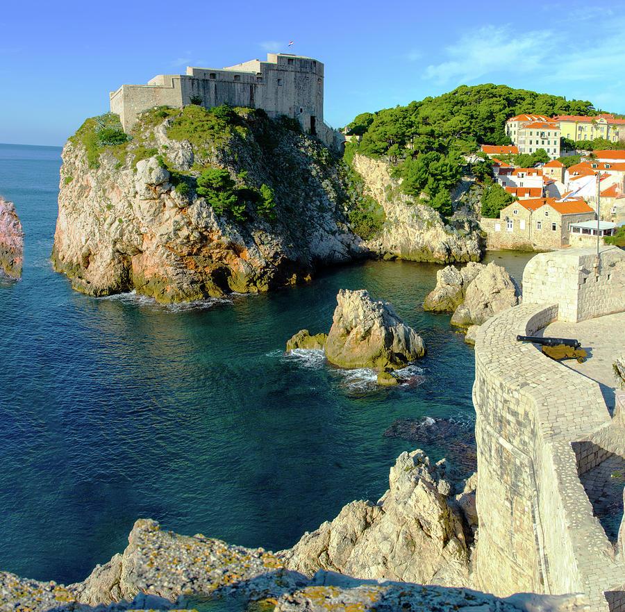 Dubrovnik, Croatia #3 by Richard Henne